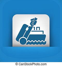 Ship travel