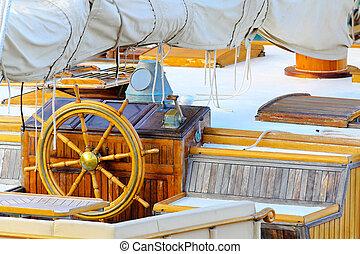 Ship wheel