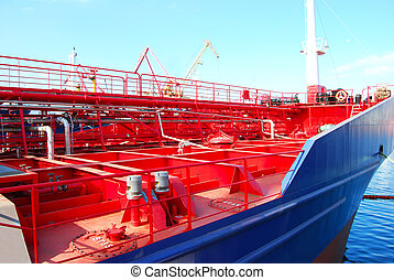 New to the largest dry bulk carrier