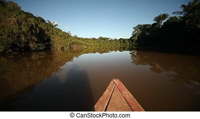 Shipping, Amazon River