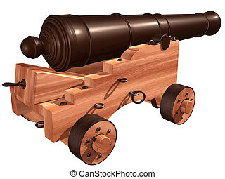 Ships Cannon