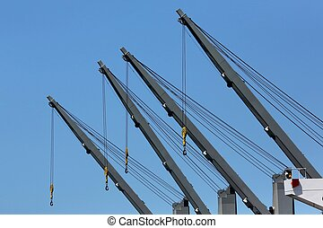 Ships Cranes