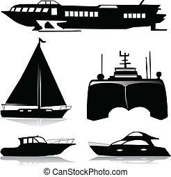 Ships mix