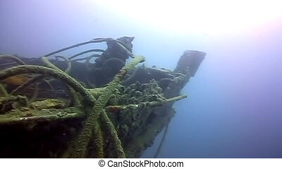 shipwreck - Bow of a Shipwreck
