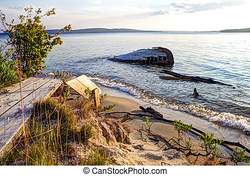 Shipwreck Shore