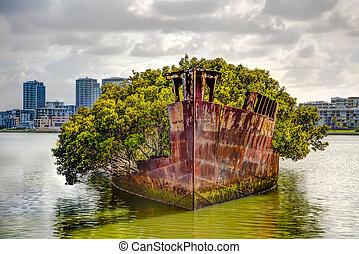 Shipwreck Sydney