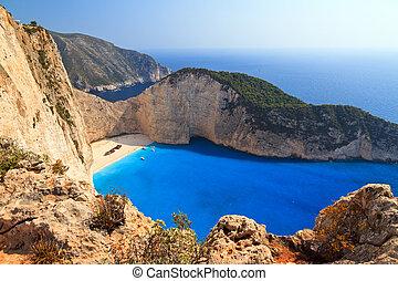 Shipwreck Zakynthos