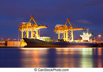 Shipyard Logistic