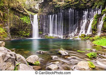 Shiraito Falls, Japan