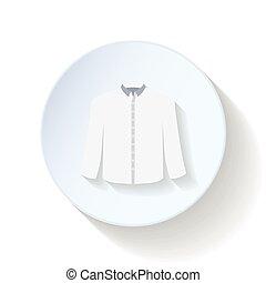 Shirt flat icon