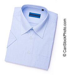 shirt., ing, háttér, mens