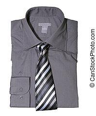 Shirt - Isolated mans shirt