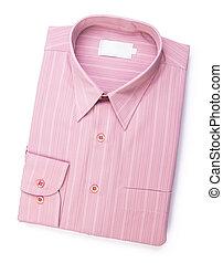 shirt. mens shirt on a background