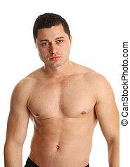 shirtless, tipo