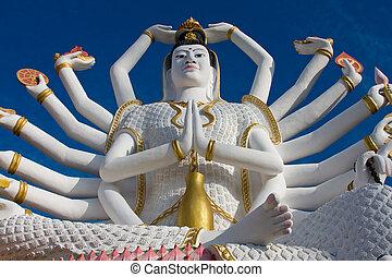 shiva, statua