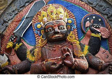 shiva - hindu god of shiva