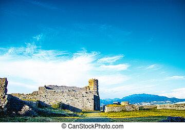 Shkoder Old Castle