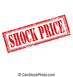 Shock Price-stamp