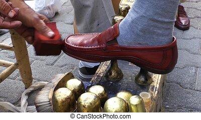 Shoeblack Paint Polish and Repair Traditional ins Turkey