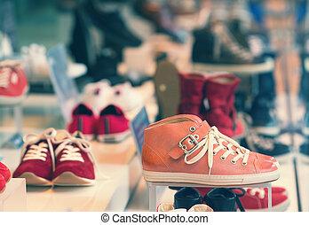 shoes, en la exhibición