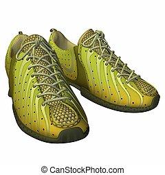 shoes, entrenadores