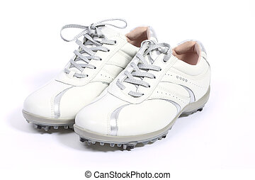 Shoes for golfing