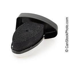 shoes, sponge