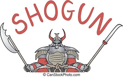 Shogun icon - Creative design of shogun icon