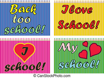 Shool backgrounds