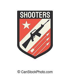 Shooters special snipers squad military chevron