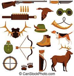 Shooting And Hunting Set