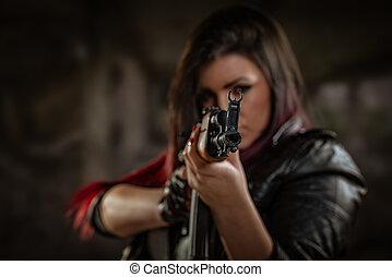 Shooting At You