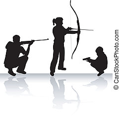 Shooting for purpose