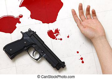 Shooting Incident