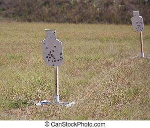 Shooting pair