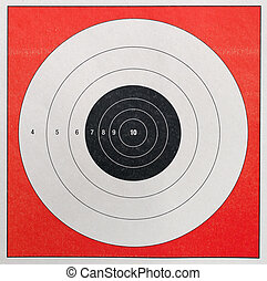 Shooting Practice Target