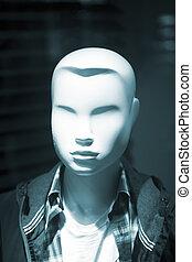 Shop dummy child store clothes mannequin