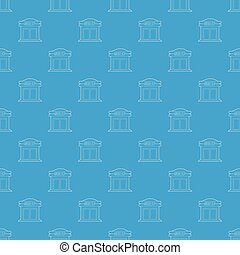 Shop pattern vector seamless blue repeat for any use