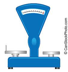 Shop scales
