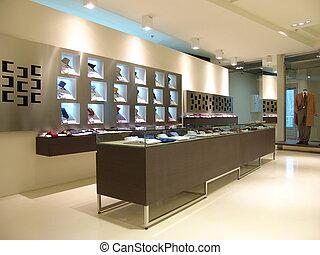 shop - interior of shop