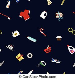 shoping, γενική ιδέα , φόντο , λιανικό εμπόριο