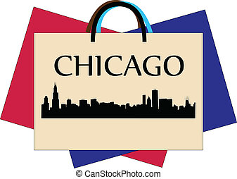 shoppen, chicago