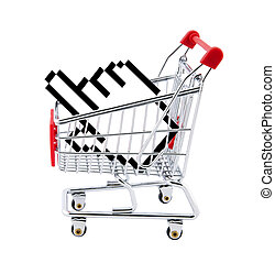 shoppen, internet