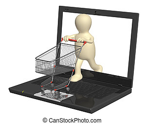 shoppen, virtuell