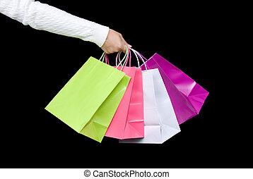 Shopping bag assortment