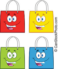 Shopping Bag Stars Collection