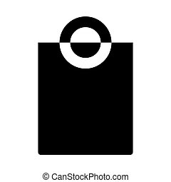 Shopping Bag Web Icon - msidiqf