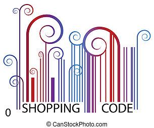 Shopping Barcode