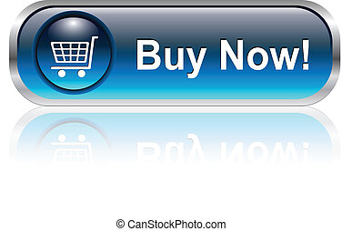 shopping cart icon, button - Shopping cart, buy icon button,...