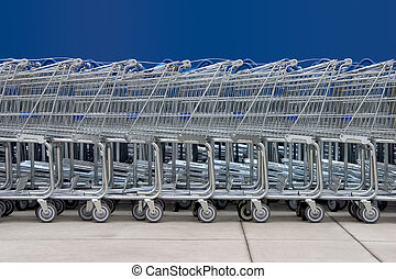 Shopping Carts #1